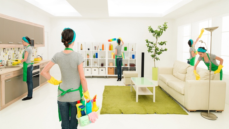 5 Quick Fixes for Cleaning Your Home
