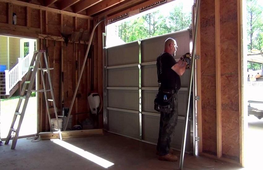 Garage Door Repair Services in Burbank
